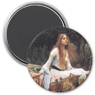 Lady of Shalott Magnets