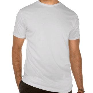 Lady Of The Deep - Fitted Organic. Eggshell (Mens) Tshirt