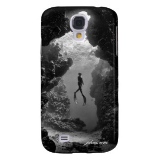Lady Of The Deep: Samsung Galaxy S4 Phone Cover
