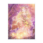Lady of the Forest Fantasy Art Canvas Print