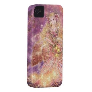 Lady of the Forest Fantasy Art iPhone 4/4S Case