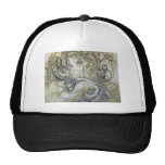 Lady of the Forest Mesh Hats