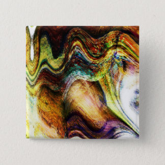 Lady of the Shells 15 Cm Square Badge