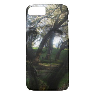 Lady of the Trees iPhone 7 Case
