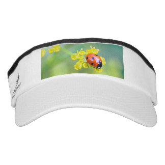 lady on top visor