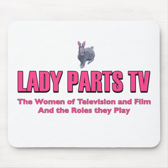 Lady Parts TV Mousepad