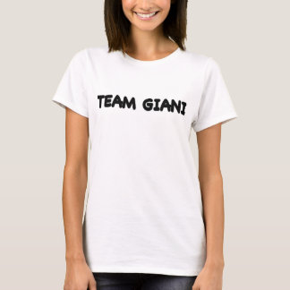 Lady PartsTV Lesbian Movie Club Team Giani Shirt