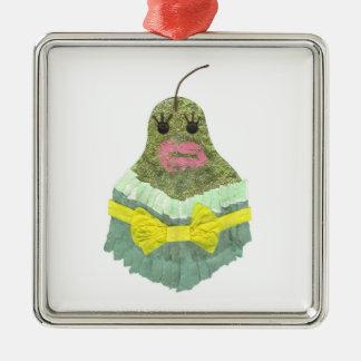Lady Pear Premium Ornament