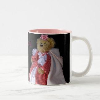 Lady Pinky Two-Tone Mug