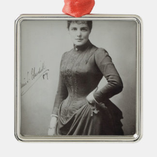 Lady Randolph Churchill Christmas Ornament