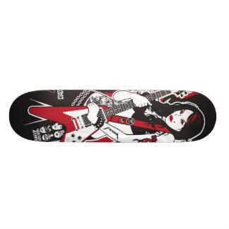 Lady Rocker Skate Board Decks