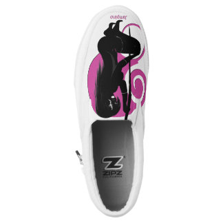 Lady Samurai Jampino Slip-On Shoes