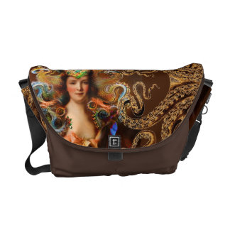 Lady Squid Commuter Bag