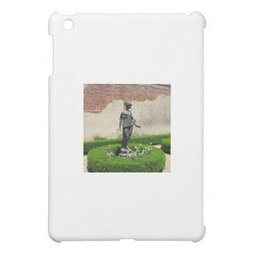 Lady Statue Case For The iPad Mini