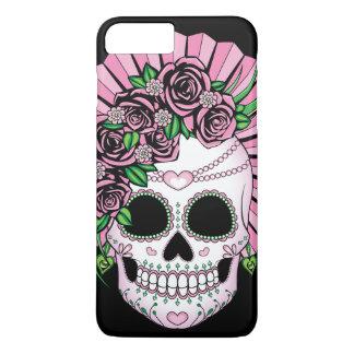 Lady Sugar Skull iPhone 8 Plus/7 Plus Case