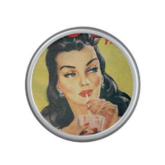 lady sweet speaker