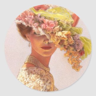 Lady Victoria Stickers
