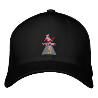 Lady Victory Runner Embroidered Hat