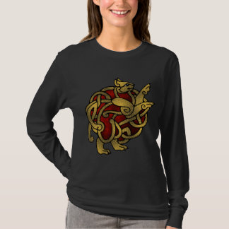 Lady Viking, Cat Shirt