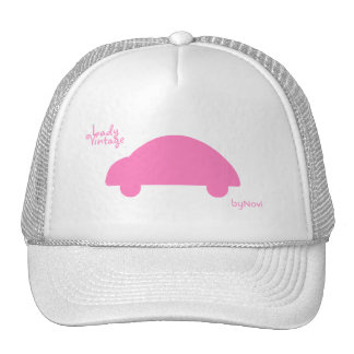 Lady Vintage Cap