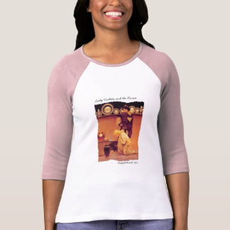 Lady Violetta and the Knave Shirt