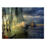 Lady Washington Tall Ship Poster