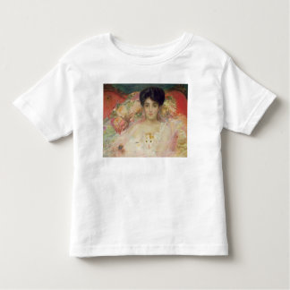 Lady with a Cat, 1904 Toddler T-Shirt