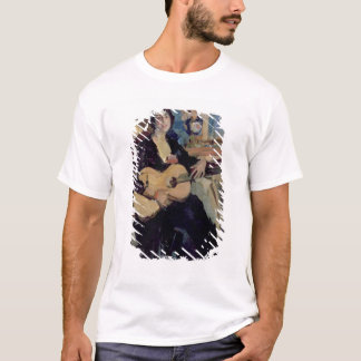 Lady with a Guitar, 1911 T-Shirt