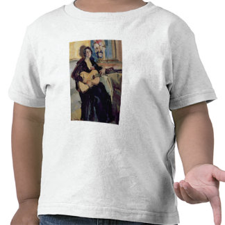 Lady with a Guitar, 1911 Tees