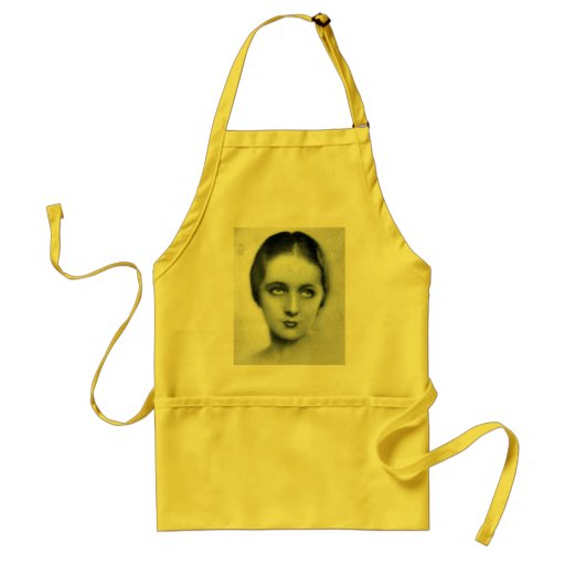 Lady years 20 aprons