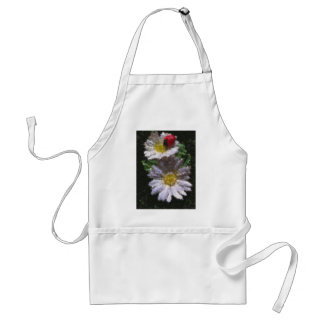 Ladybird and Daisies Apron