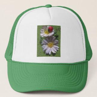 Ladybird and Daisies Trucker Hat