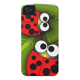 Ladybird Beetle BlackBerry Bold Case