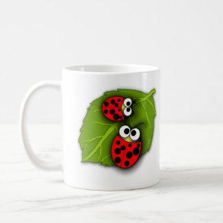 Ladybird Beetle Mug