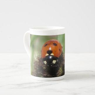 Ladybird Bone China Mug