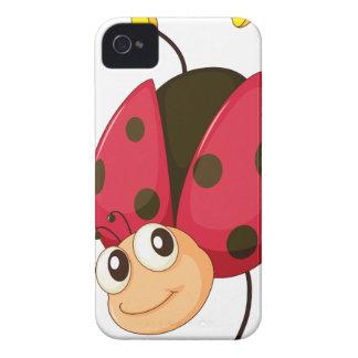 ladybird iPhone 4 cases