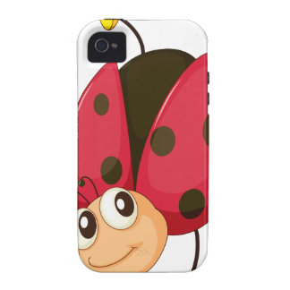 ladybird case for the iPhone 4