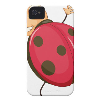 ladybird Case-Mate iPhone 4 case