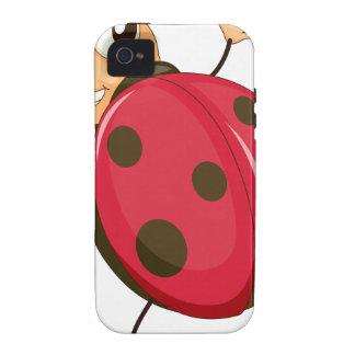 ladybird Case-Mate iPhone 4 cases