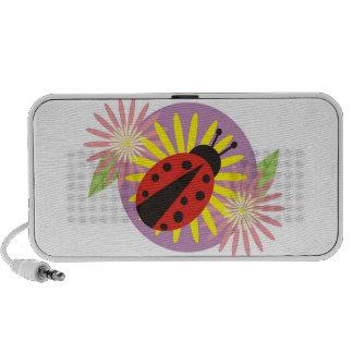 ladybird Doodle Mini Speakers