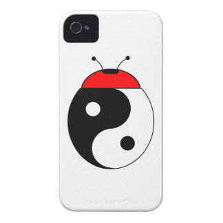 ladybird harmonized iPhone 4 Case-Mate case