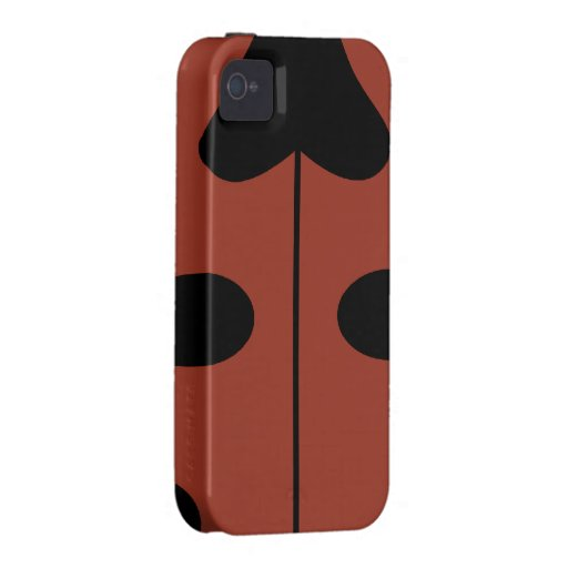 Ladybird iPhone 4/4S Case