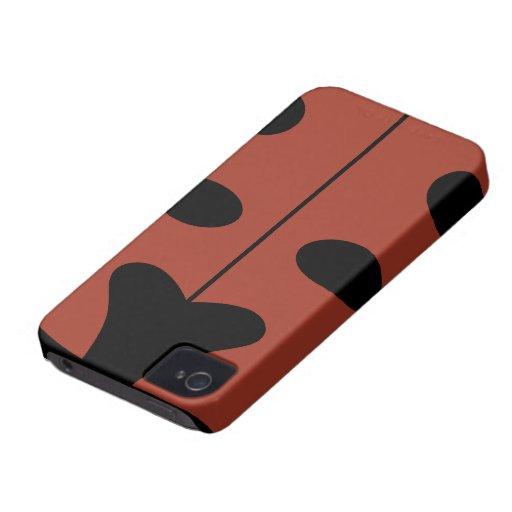 Ladybird iPhone 4 Case