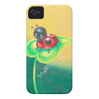 Ladybird, Ladybug, Either Way I'm Cute iPhone 4 Cover
