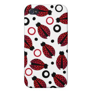 Ladybird, Ladybug iPhone 4/4S Cover