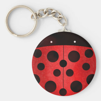 Ladybird Ladybug - key chain