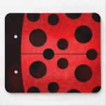Ladybird Ladybug - mouse pad