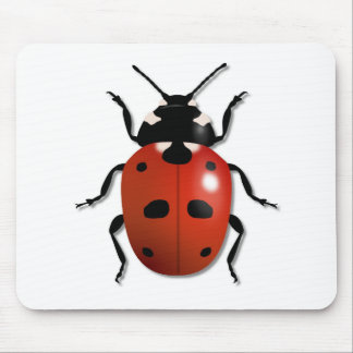 Ladybird Mouse Pads