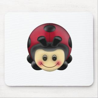 ladybird mousepad