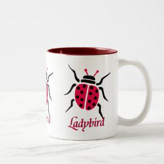 Ladybird Two-Tone Mug